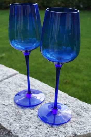 Mamawelt blaue Gläser