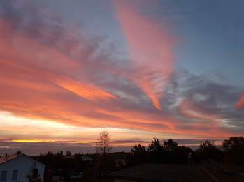 Mamawelt Sonnenaufgang