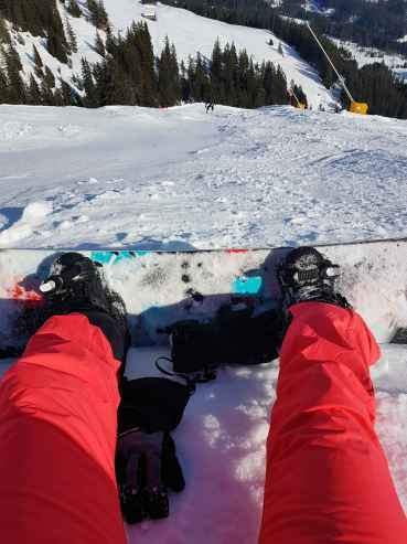 Zillertal April 2018 my Board