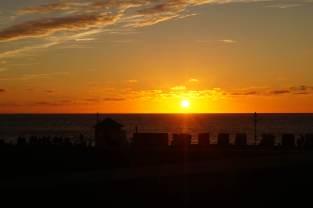 Norderney Abendsonne