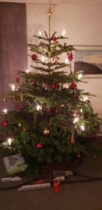 Weihnachten 2018 Weihnachtsbaum